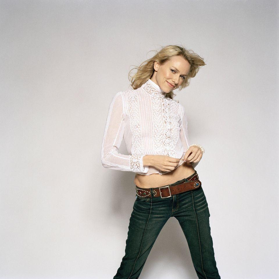 Наоми Уоттс в фотосессии Джона Стоддарта для Harpers & Queen UK
